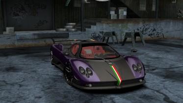2012 Pagani Zonda 760RS
