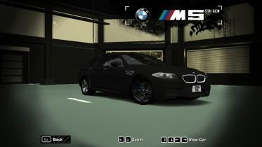 2015 BMW M5 (Nighthawk Edition)