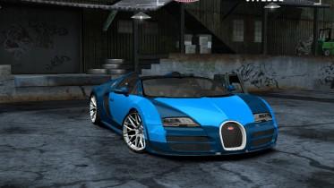 Bugatti Veyron SE Pack