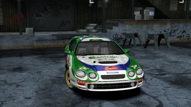 1996 Toyota Celica GT-Four (ST205) J.M.Ponce   L.Gaspar