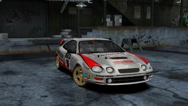 1996 Toyota Celica GT-Four (ST205) Fidanza