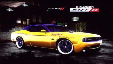 Dodge Challenger SRT8 (Snoop Dogg)