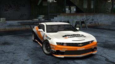 2011 Chevrolet Camaro SS FormulaDrift Hankook