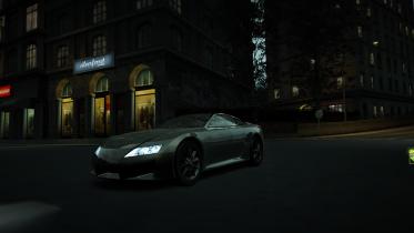 Lexus 2005 LF-A Concept