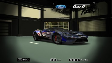 2018 Ford GT (NFS HP Police)