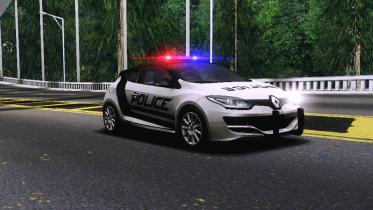 Renault Megane hp2 pursuit version