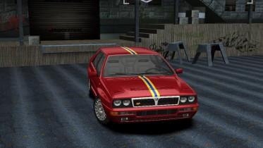 1995 Lancia Delta HF Integrale Final Edition