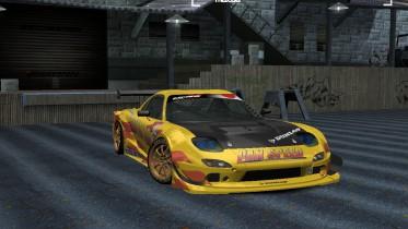 2002 Mazda RX-7 [FD3S] PANSPEED