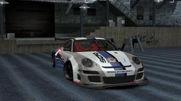 2006 Porsche 911 GT3RS HotPursuit Police