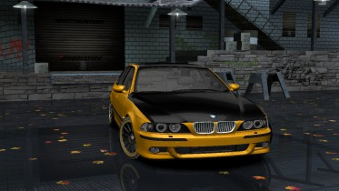 2001 BMW 540i E39 Fast&Furious