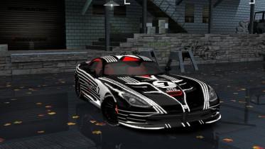 2013 Dodge SRT Viper GTS Khyzyl Saleem