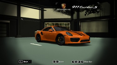 2016 Porsche 911 Turbo S (Exclusive Series)