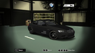 2012 BMW M3 (NFS Run Signature edition)