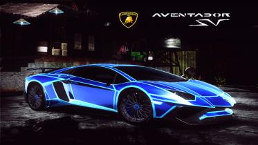 Lamborghini Aventador SV (NighHunt)