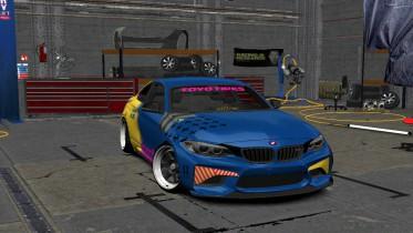 2016 BMW M2 IcmFam