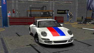 2011 Porsche 911 Carrera GTS B59 Edition