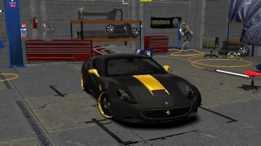 2009 Ferrari California G-Carbon