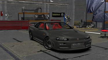 2002 Nissan Skyline GT-R R34 MF Performance Edition