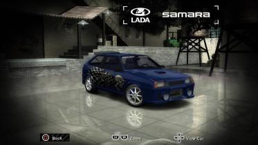 1986 Lada Samara 2108