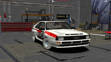 1984 Audi Sport Quattro Hot Wheels