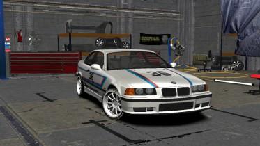 1994 BMW M3 E36 Race Hot Wheels