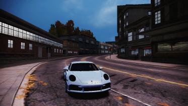 Porsche 911 turbo s by Golf