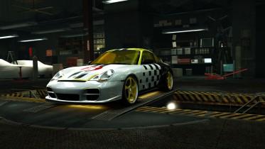 Porsche 911 gt2 996