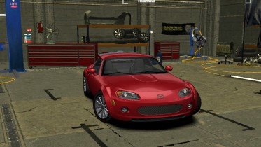 2005 Mazda MX-5 (NC)