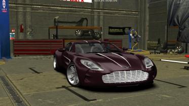 2011 Aston Martin One-77 Marcus Blackwell