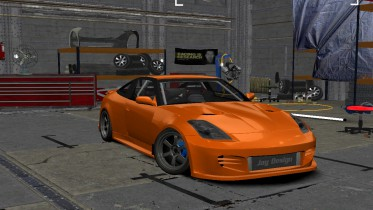 2007 Nissan 240SX Stream Z GT Jr [Dee's Club]