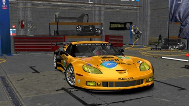 2011 Chevrolet Corvette Racing ZR-1