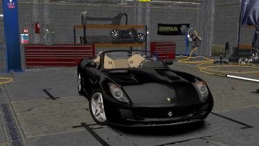 2006 Ferrari 599 GTB Cabriolet