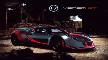 Hennessey Venom GT (Blackridge Rumble)