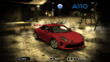 Alpine A110 '17