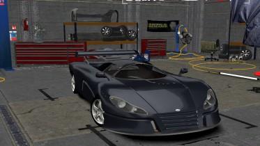 1999 Sbarro GT-1 Concept