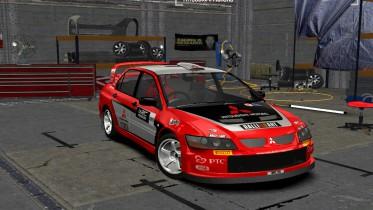 2005 Mitsubishi Lancer Evolution WRC05