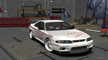 1998 Nissan Skyline GT-R R33 MINE'S