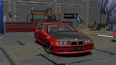 1997 BMW M3 E36 RocketBunny