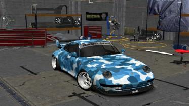 1995 Porsche 911 GT2 (993) RWB EMOSEN