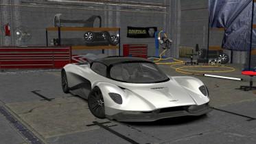 2021 Aston Martin Valhalla Concept