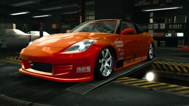 Nissan Stream Z GT JR