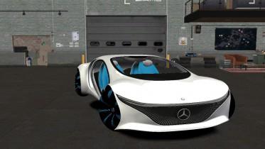 2020 Mercedes Benz Vision AVTR Concept