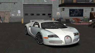 More special Bugatti's