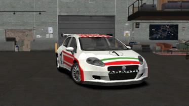 2007 Fiat Abarth Punto Super 2000