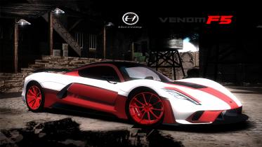 Hennessey Venom F5 (Devil's Run Apocalyse)