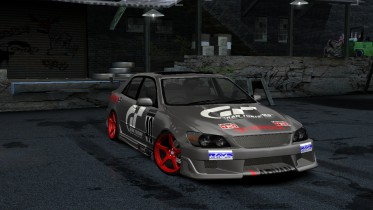 2004 Toyota Altezza Touring Car