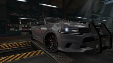 Dodge Charger SRT Hellcat Police Kit