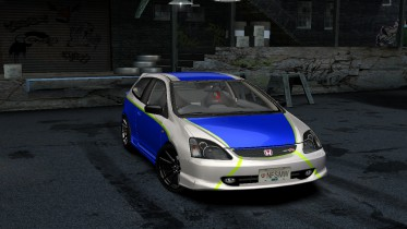 2001 Honda Civic Type-R Group N