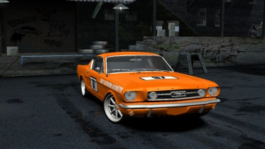 1966 Ford Mustang Group N Touring