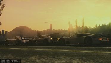 Porsche 911 GT1, McLaren F1, Mercedes Benz CLK GTR